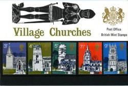 1972 Churches pack