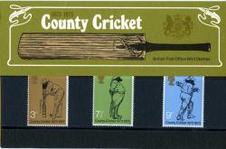 1973 Cricket pack