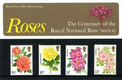 1976 Roses pack