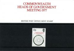 1977 Head of Government pack