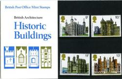 1978 Historic Buildings pack