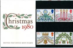 1980 Christmas pack