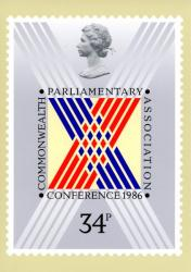 PHQ96 1986 Commonwealth Parliamentary Association