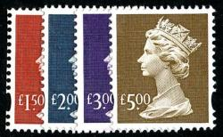 SG Y1800 - Y1803 Set of 4 VFU