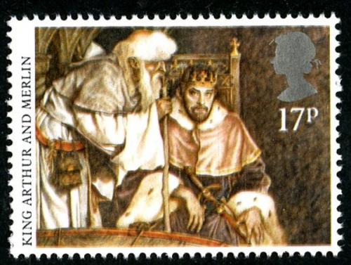 1985 Arthurian Legends 17p