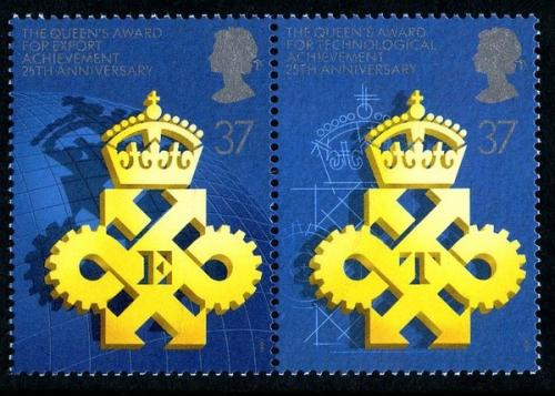 1990 Queens Awards 37p