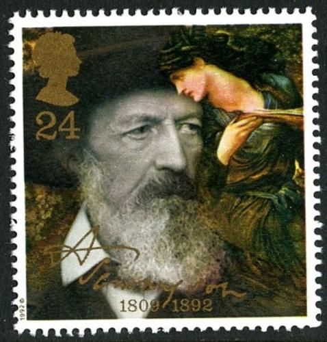 1992 Lord Tennyson 24p