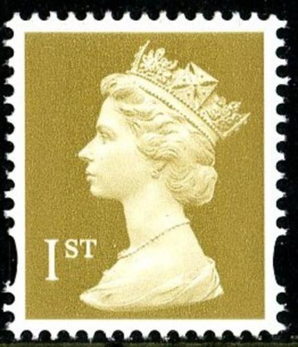 SG 1668 1st gold 2 band (E)