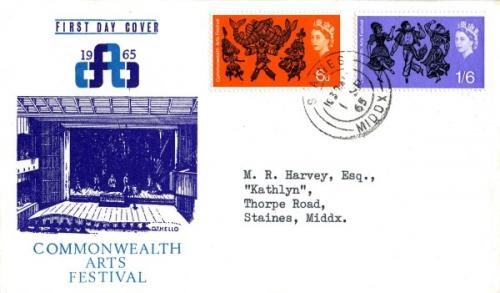 1965 Arts Festival ordinary