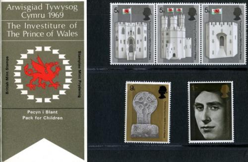 1969 Investiture Welsh pack