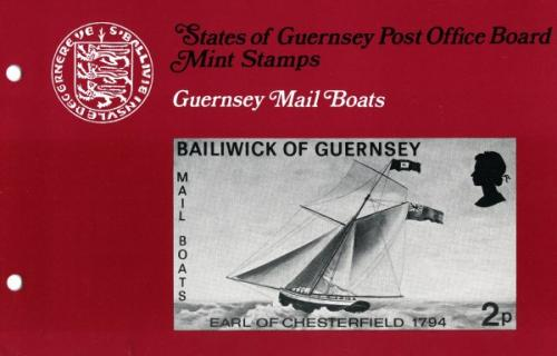 1972 Mail Boats pack