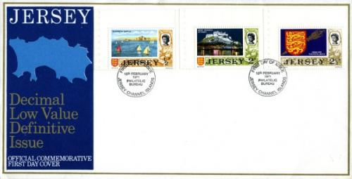 1972 Stamp Book Definitive Views