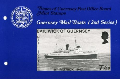 1973 Mail Boats pack