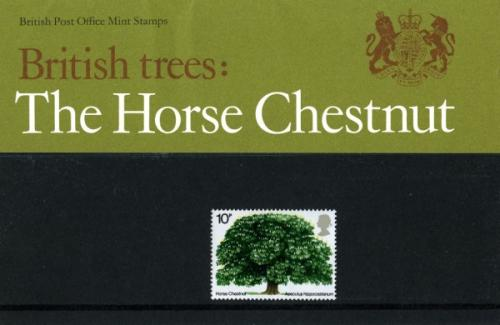 1974 Horse Chestnut Tree pack