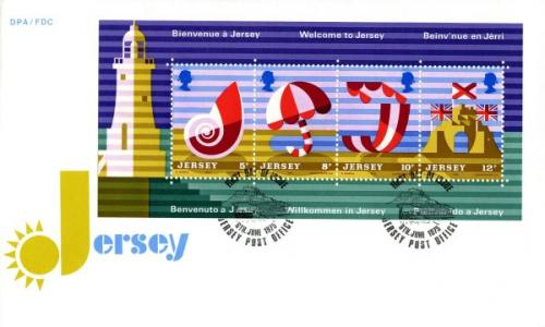 1975 Jersey Tourism MS