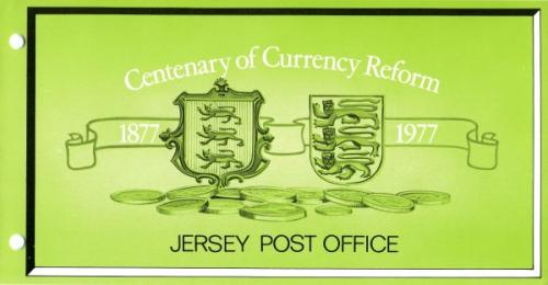 1977 Currency Reform pack