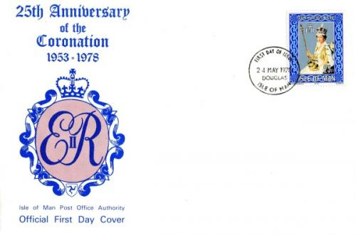 1978 25th Anniversary of Coronation