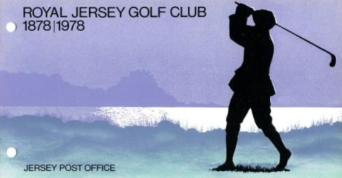 1978 Jersey Golf Club pack
