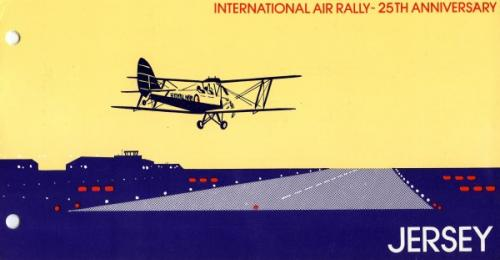 1979 International Air Rally pack