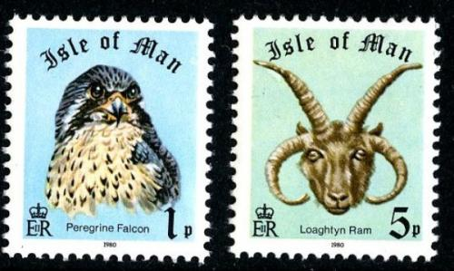 1980 Booklet Stamps