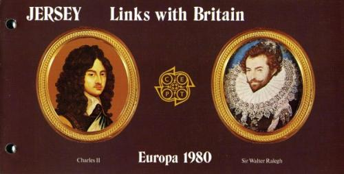 1980 Europa Personalities pack