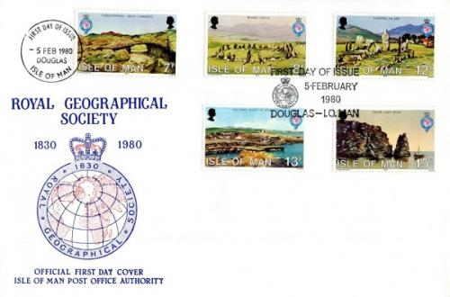 1980 Geographical Society