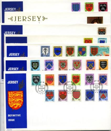 1981 Crest Definitives 7 covers