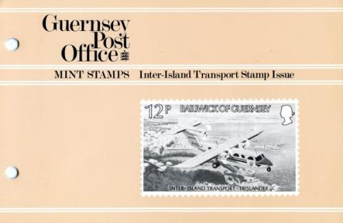 1981 Inter Island Transport pack