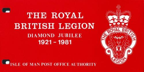 1981 Royal British Legion pack