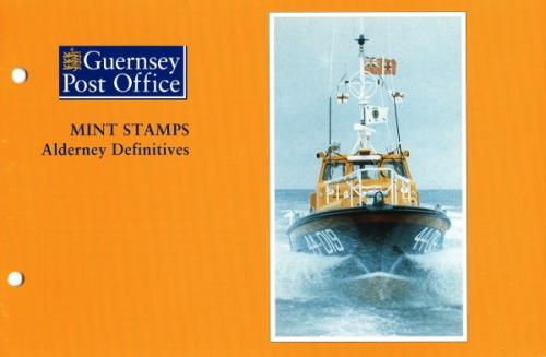 1983 Alderney Island Scenes part 2 pack