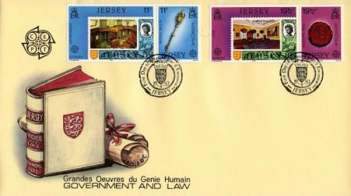 1983 Europa Works of Human Genius