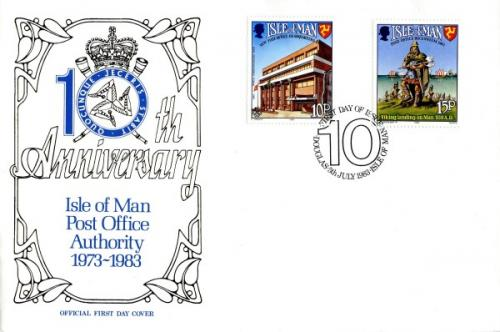 1983 Isle of Man Postal Authority