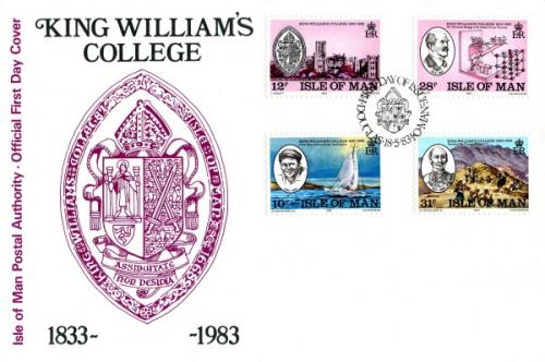 1983 King William's College