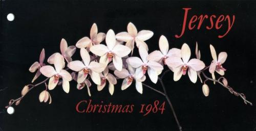 1984 Christmas Jersey Orchids packs