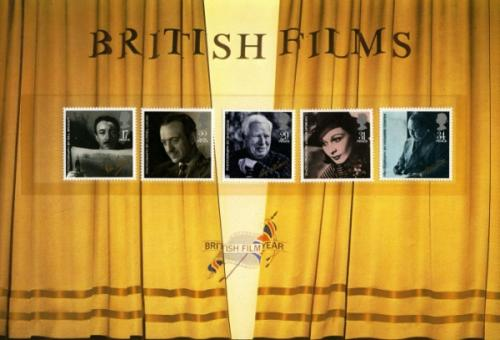 1985 British Film Year Souvenir Book