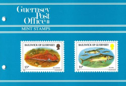 1985 Fishes pack