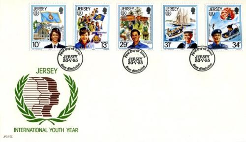 1985 International Youth Year
