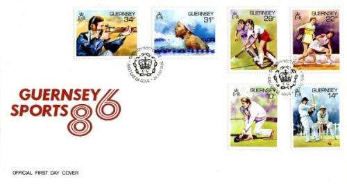 1986 Sports in Guernsey