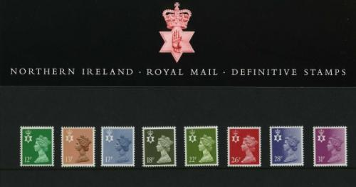1987 Northern Ireland Regional pack No 18