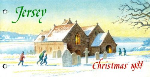 1988 Christmas Parish Churches 1st serries