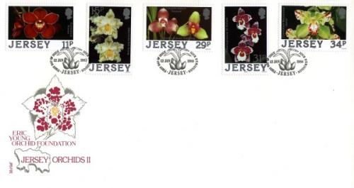 1988 Jersey Orchids
