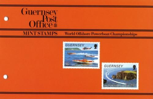 1988 Powerboats Championships pack