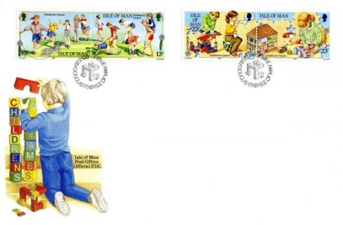 1989 Europa Childrens Games