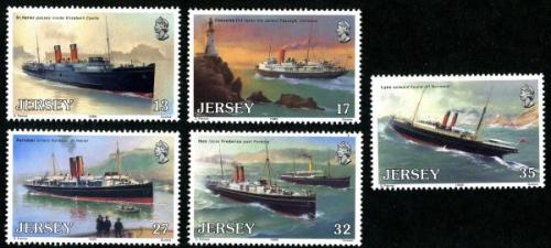 1989 Steamer Service to Jersey