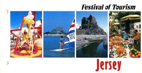 1990 Festival of Tourism pack