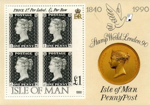 1990 Penny Black MS