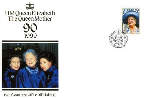 1990 Queen Mother
