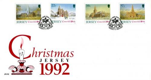 1992 Christmas Parish Churches