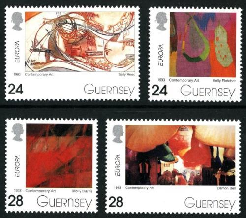 1993 Europa Contemporary Art