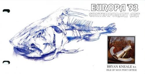 1993 Europa Contemporary Art pack